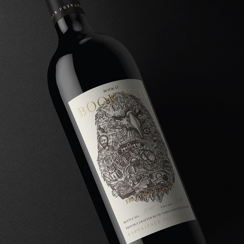BOOK XVII is ever in pursuit of the exceptional; the magnificent new packaging is a sumptuous hint at the pleasure within and the rich history behind it.